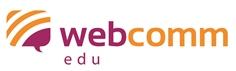 logo webcomm edu